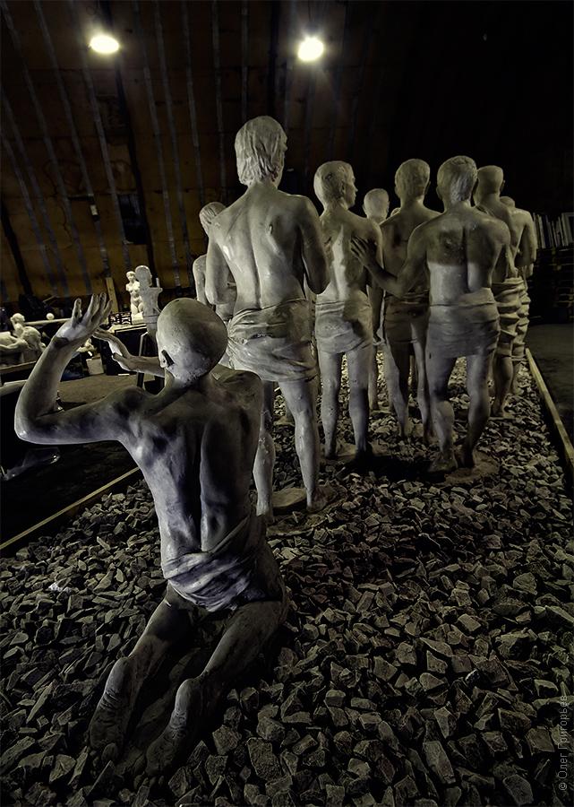 фото скульптора