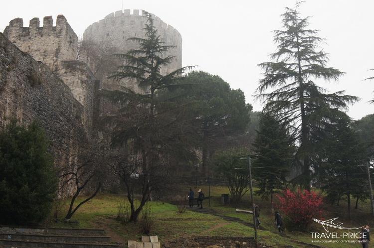 История и описание крепости Румели Хисари