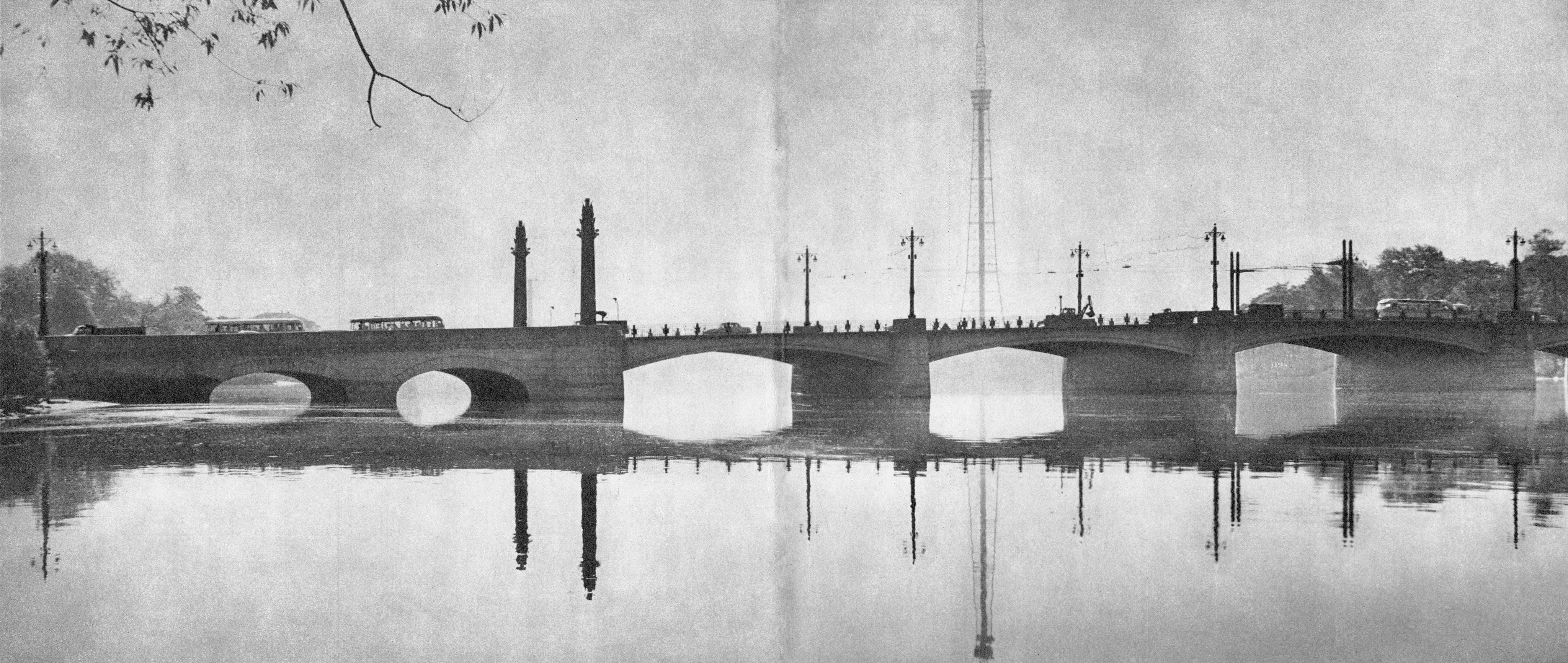 Ушаковский мост / Ushakov Bridge
