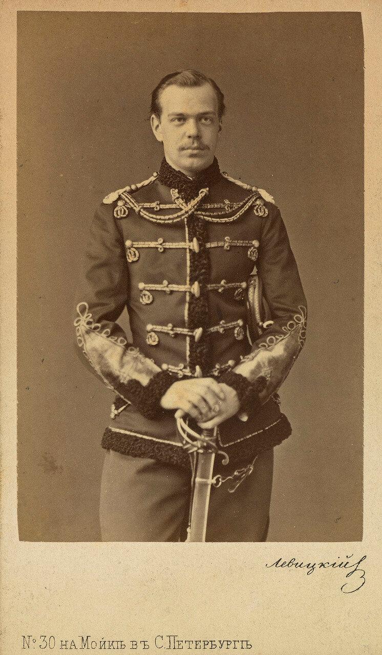 1865. Цесаревич Александр