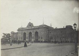 Одесский железнодорожный вокзал