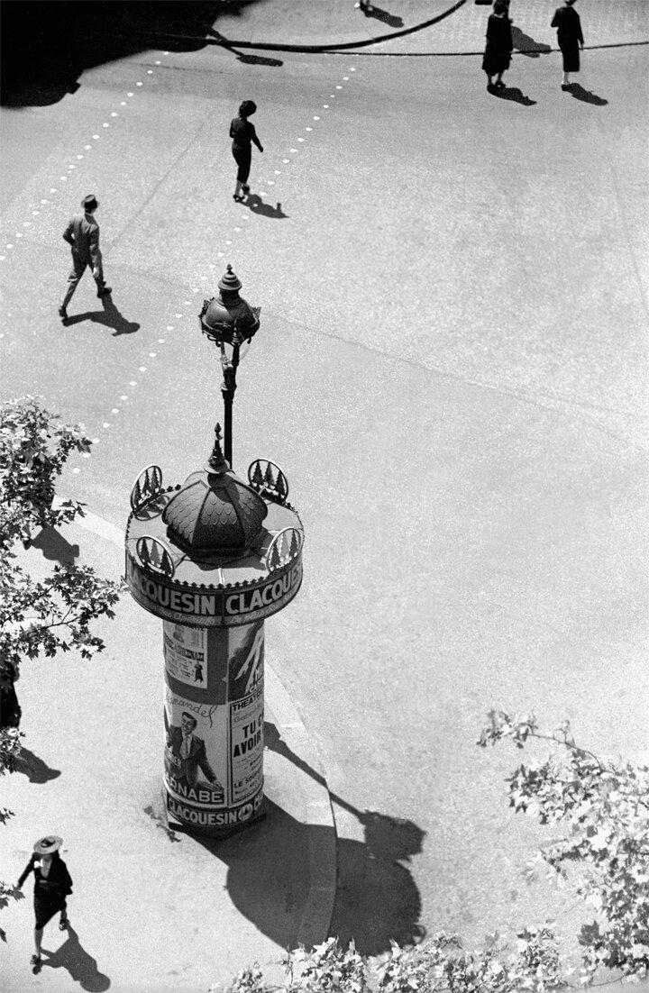 1935. Перекресток
