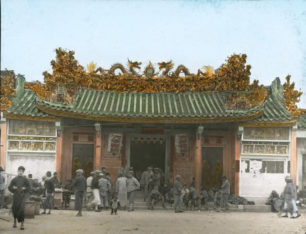 Храм Да Фэн Зуша