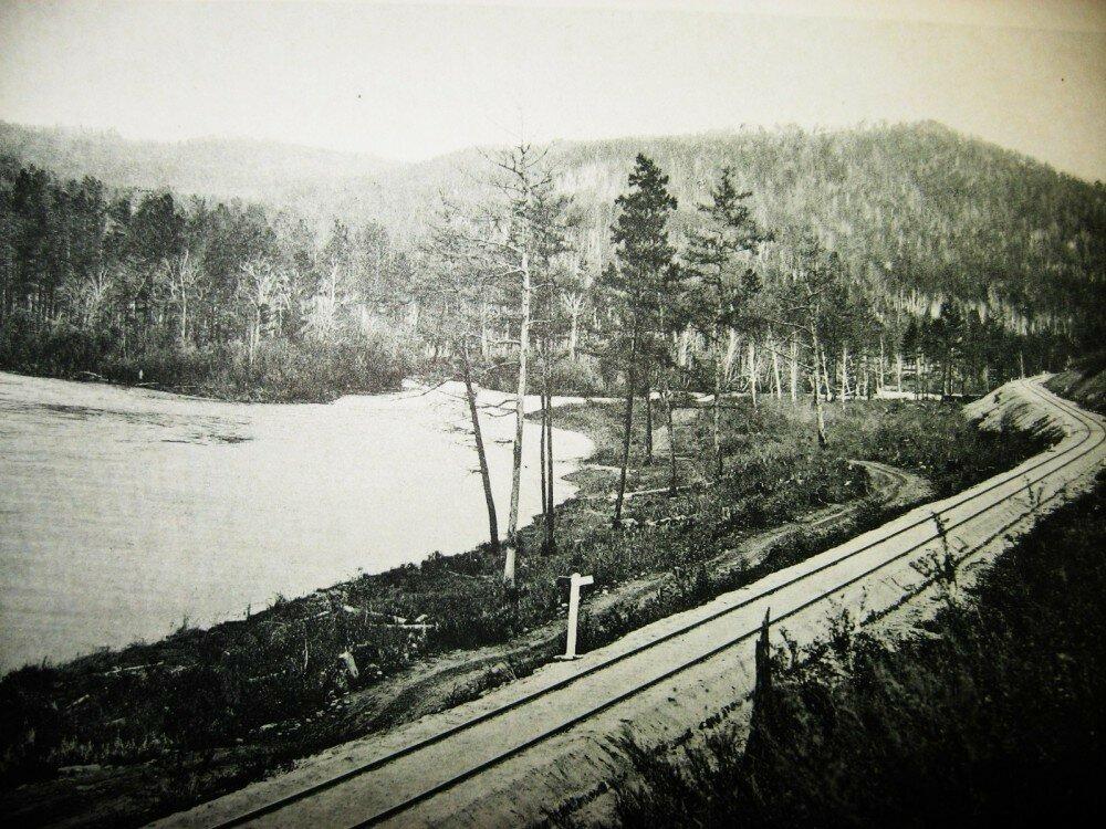 04. Река Большой Урюш на 180-й версте