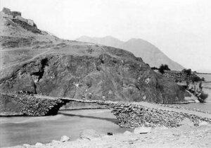 Мост на реке Заравшан