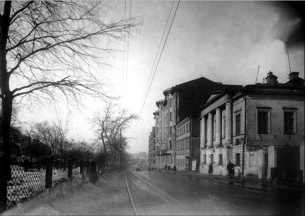 1940-е. Рождественский бульвар