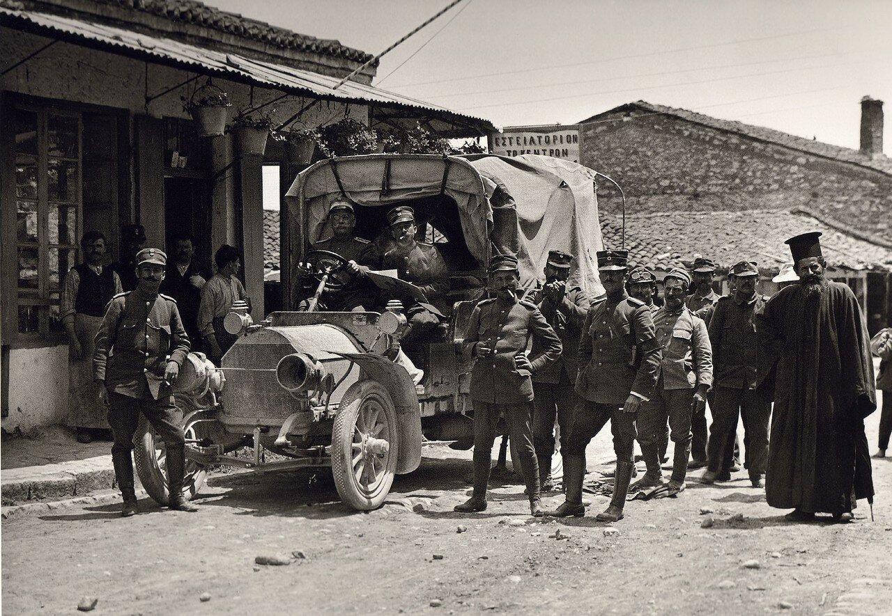 1913. Филиппиада