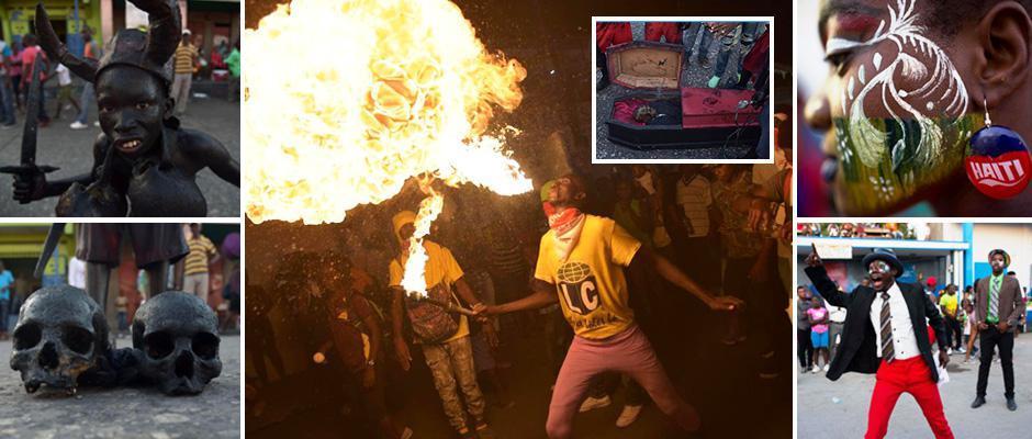 Парад ужасов на Гаити