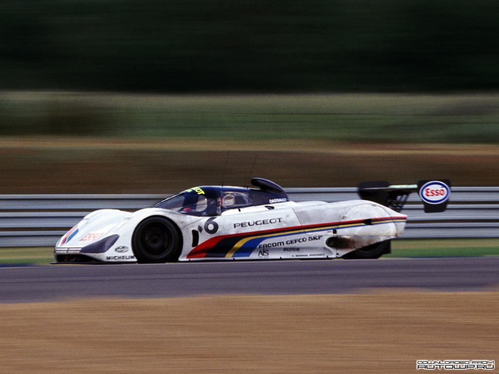 Peugeot 905