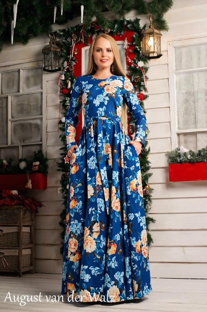 Современные платья