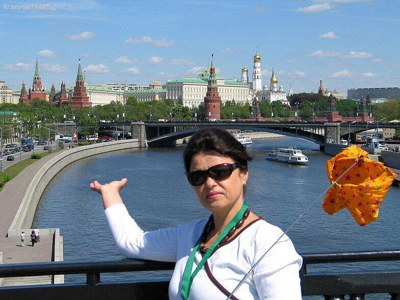 Москва. Экскурсия самостоятельно