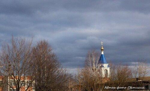 В Рябчах начало марта.