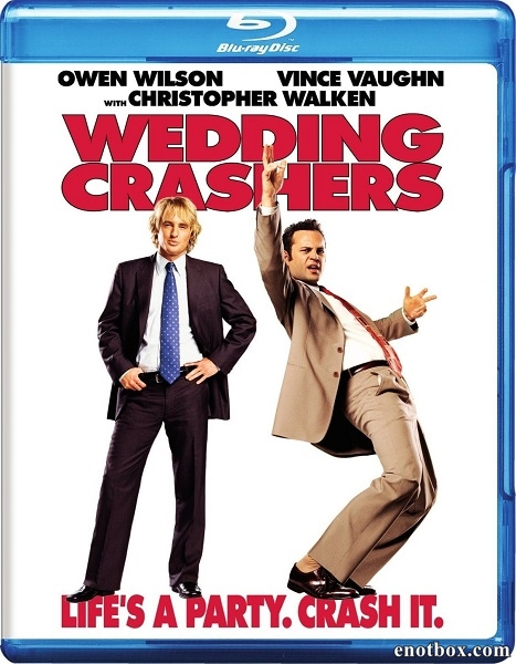 Незваные гости / Wedding Crashers (2005/BDRip/HDRip)