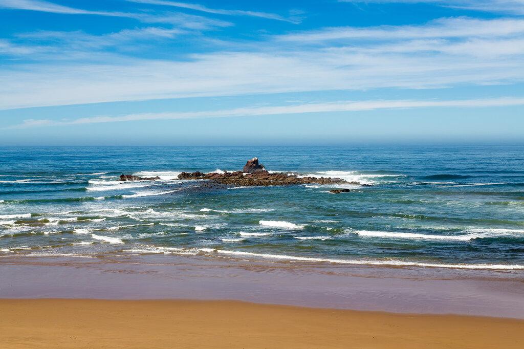 Маркканский пляж Легзира