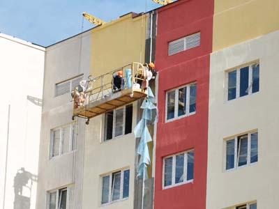 Минская область опередила Минск по вводу жилья