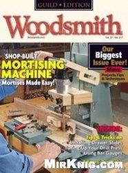 Журнал Woodsmith №217