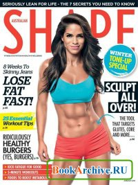 Журнал Shape - June/July 2014 / Australia