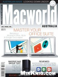 Журнал Macworld Australia – June 2014