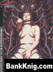 Книга THE ART OF DORIAN CLEAVENGER cbr  28Мб