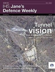 Журнал Jane's Defence Weekly №21 2012