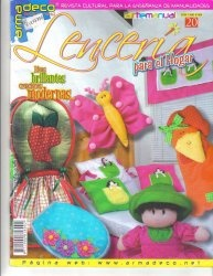 Журнал Lenceria arte manual №20