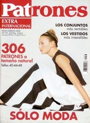 Журнал Patrones №173 2000 Extra Internacional