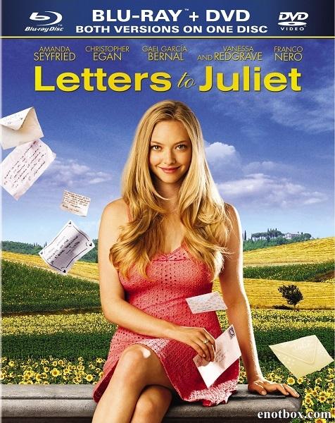 Письма к Джульетте / Letters to Juliet (2010/BDRip/HDRip)
