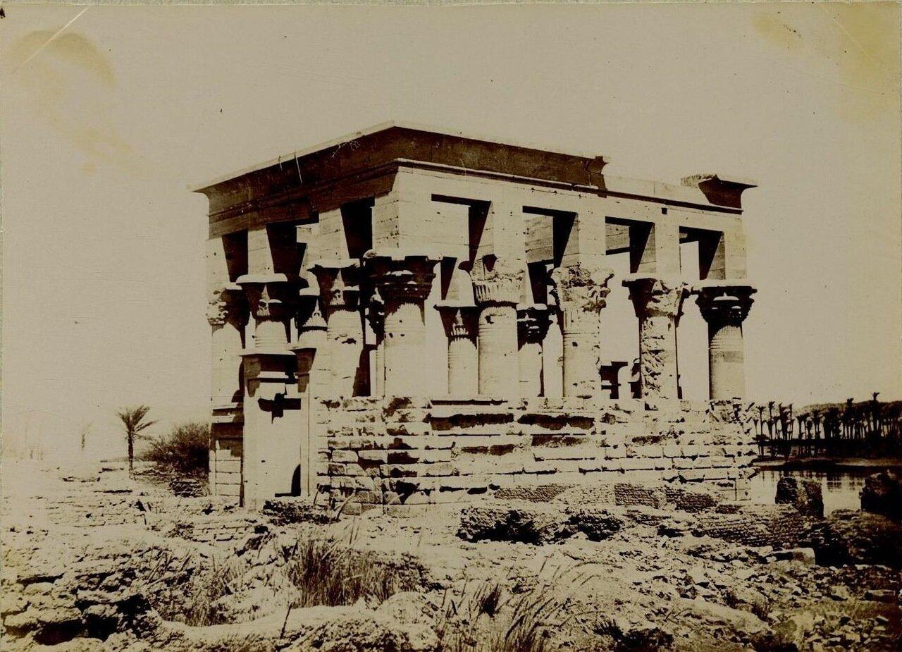Филе. Храм