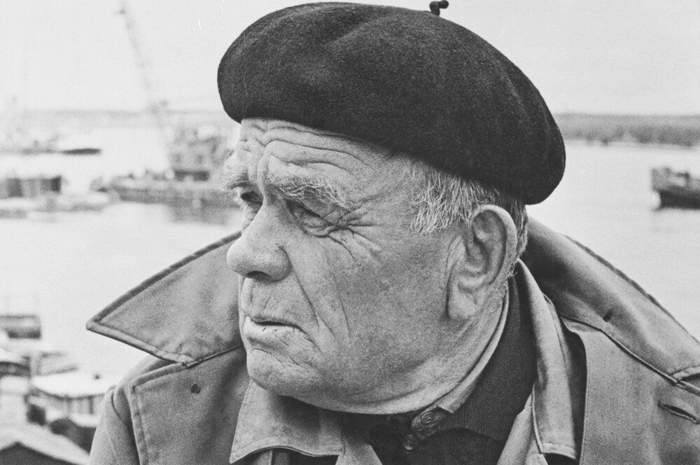 1960. Портрет