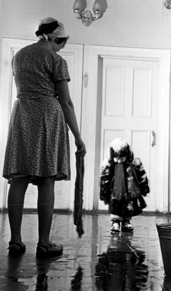 Догулялся. 1960