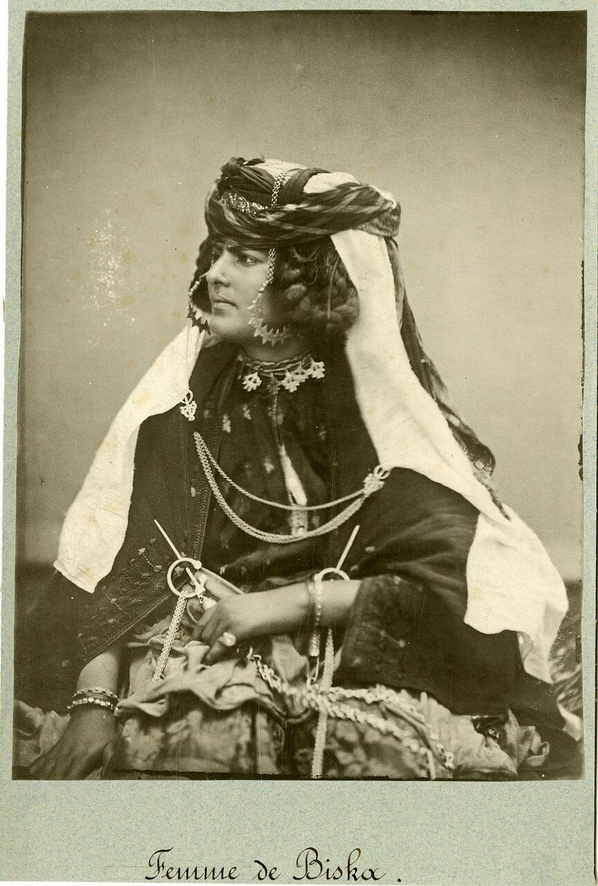 Женщина из Бискры