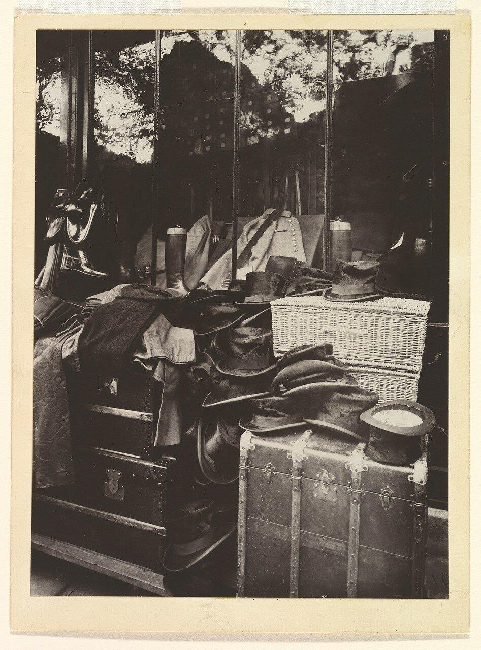 1925. Магазин на рынке Ле-Аль