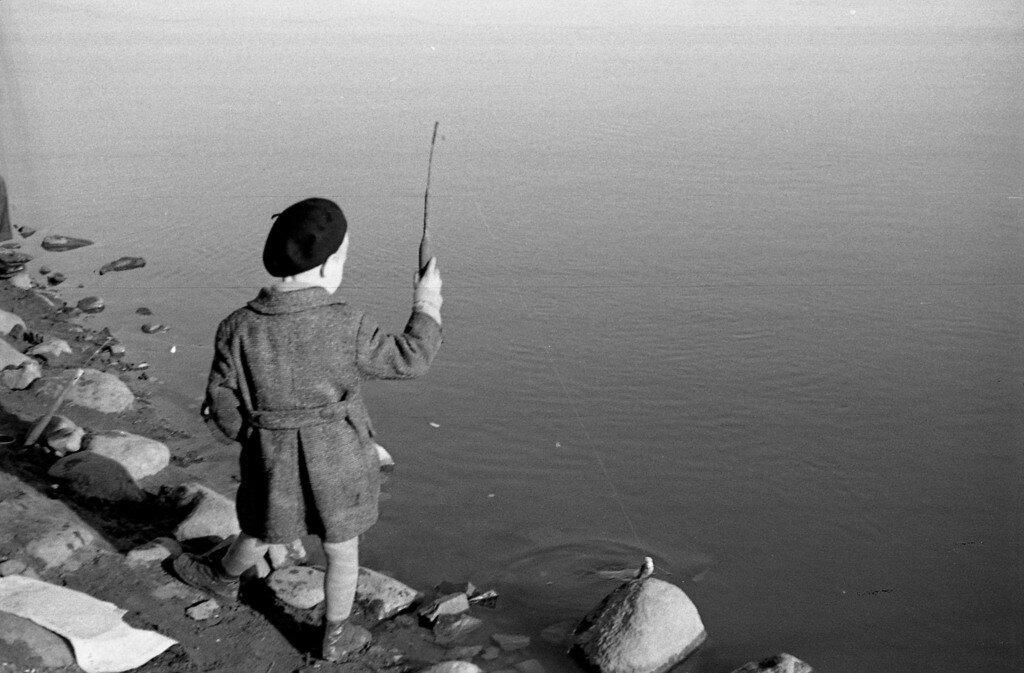 Маленький рыбак