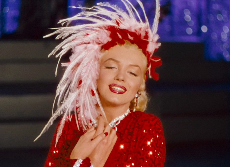 1953 - Джентльмены предпочитают блондинок (Ховард Хоукс).jpg