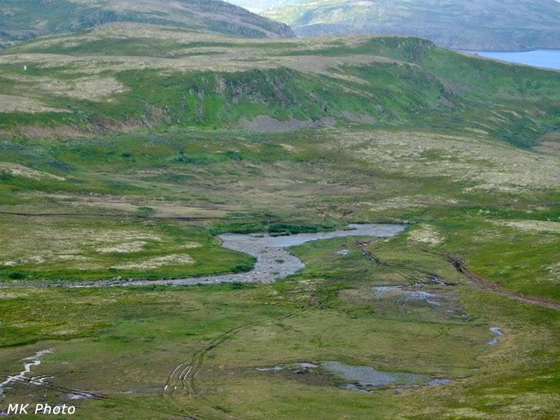 Долина Орловки