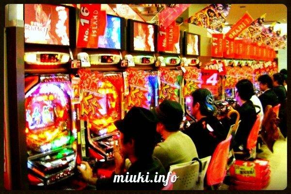 Казино, залы игровых автоматов пачинко и пачисуро - необычные достопримечательности современной Японии