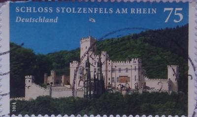 2014 Замок  Штольценфельс-на-Рейне 75