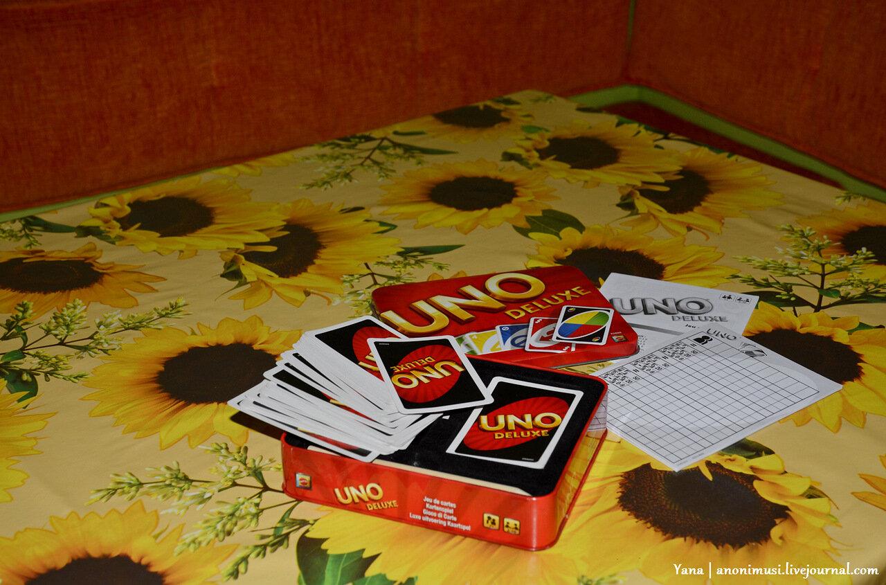 Настольная игра Уно UNO