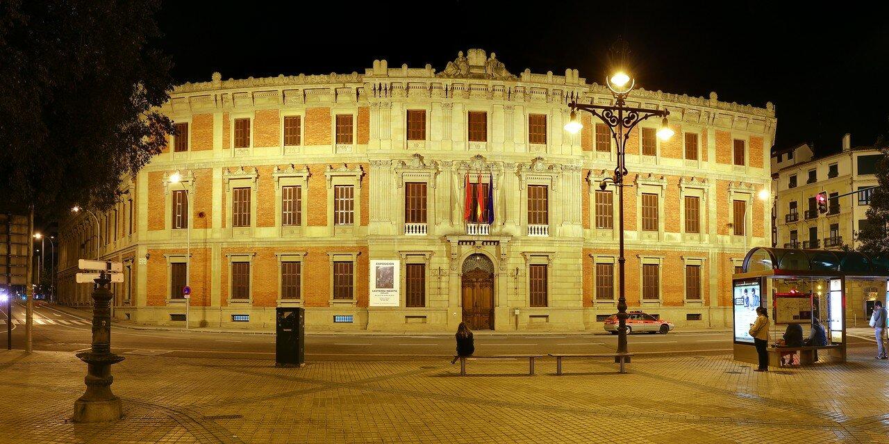 Pamplona. Parliament of Navarre (Parlamento de Navarra)
