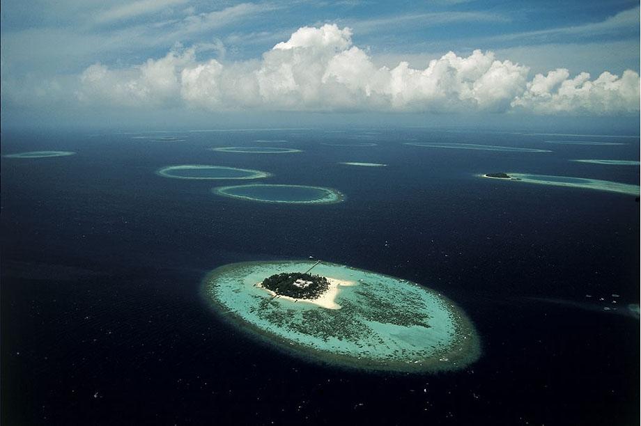23. Глаза Мальдивы, Мальдивские Острова.