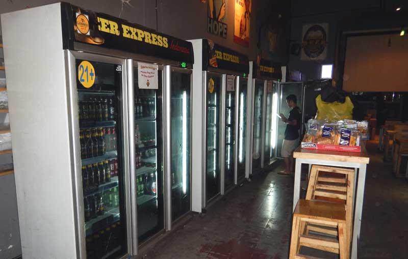 Beer Express (ул.Брага, Бандунг)