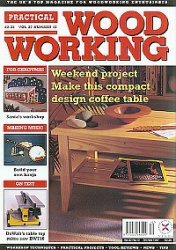 Журнал Practical Woodworking November 1997