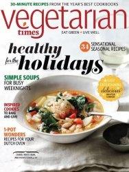 Журнал Vegetarian Times - December 2014