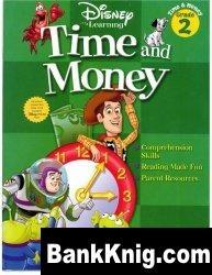 Книга Time And Money: Grade 2 (Disney Workbooks) djvu