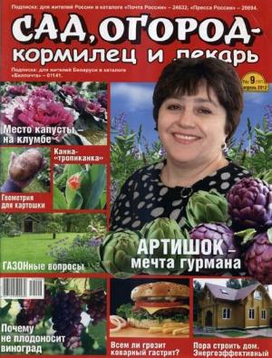Журнал Журнал Сад, огород - кормилец и лекарь №9 (апрель 2012)