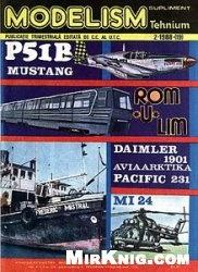 Журнал Modelism   №2  1988