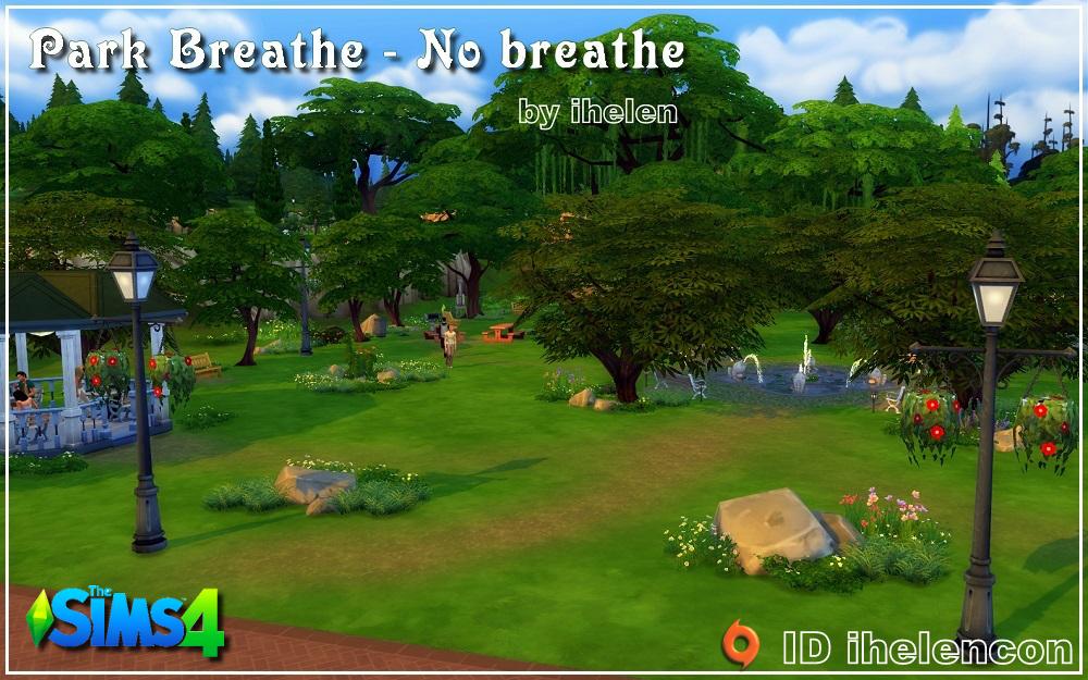Park Breathe-No Breathe by ihelen