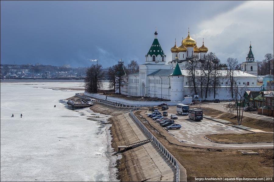 Автопробег по Золотому Кольцу. Иваново - Ярославль