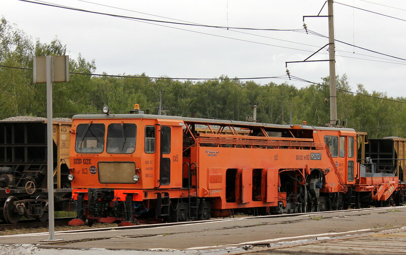 ВПР-023 113 на станции Непецино