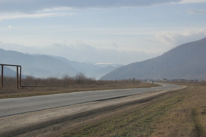 Горы Чечни природа